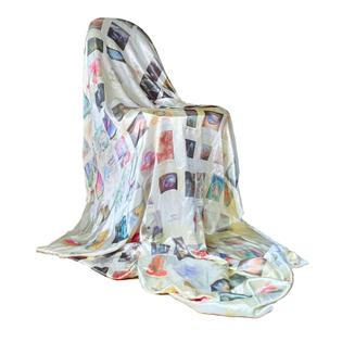 are.na 'opaline' fabric I made