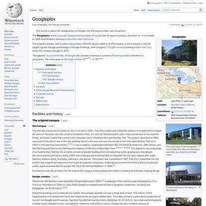 Googleplex - Wikipedia