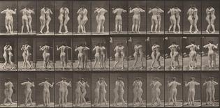 Eadweard Muybridge Waltz 1887