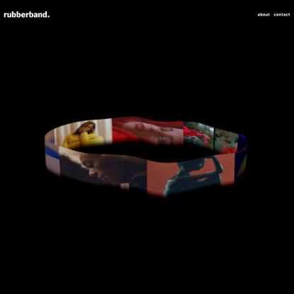 rubberband.