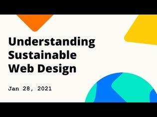 Understanding Sustainable Web Design