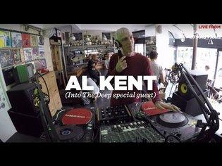 Al Kent * DJ Set * Into The Deep special guest * Le Mellotron