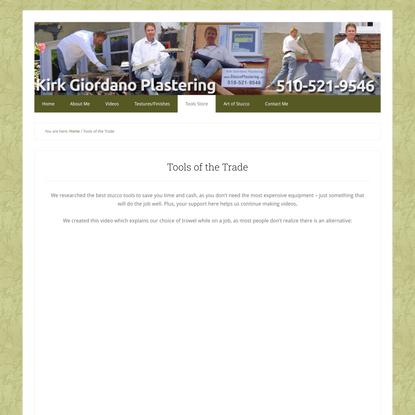 Kirk Giordano Plastering Inc
