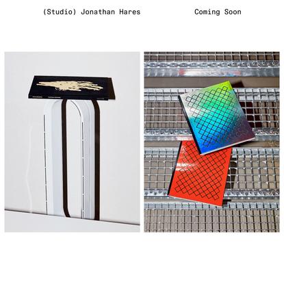 Jonathan Hares - Coming Soon