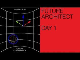 Future Architect conference. Day 1