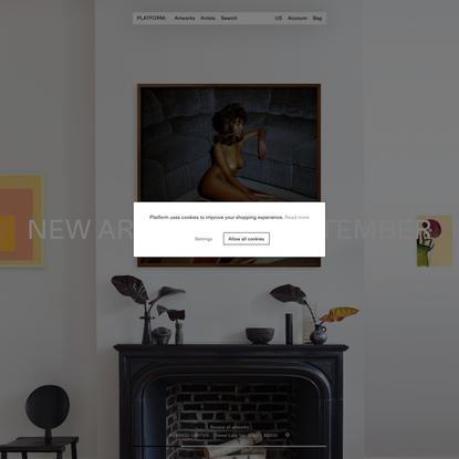 Discover Art | Buy Art Online | PLATFORM