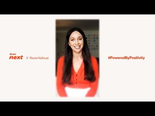 Positive Speaker Series - Roxie Nafousi