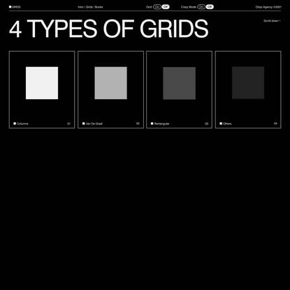 Grids — Columns & Van De Graaf