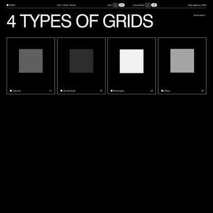 Grids — Rectangular & Others