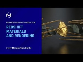 Intro to Redshift: Procedural Materials