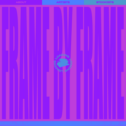 Frame by Frame: A Book by GIPHY Arts