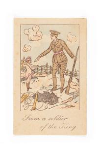 World War I greeting card