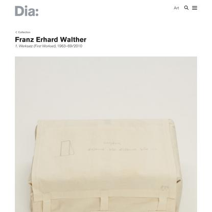 1. Werksatz (first Workset) | Collection | Art | Dia