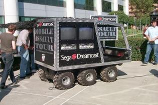 dreamcast mobile assault tour
