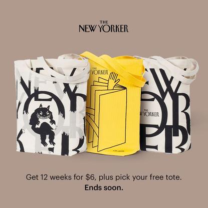 The New Yorker (@newyorkermag) on Instagram
