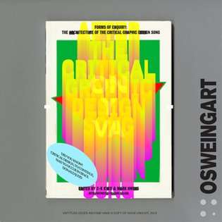 The Critical Graphic Design Song (2013) by oswellm
