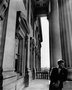 arnold-newman-president-john-f-kennedy-washington-DC-1953-portrait.jpg