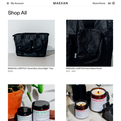 MAEKAN Shop - MAEKAN