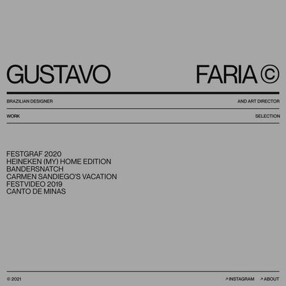 Gustavo Faria ©