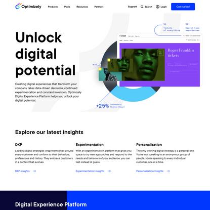 Unlock digital potential