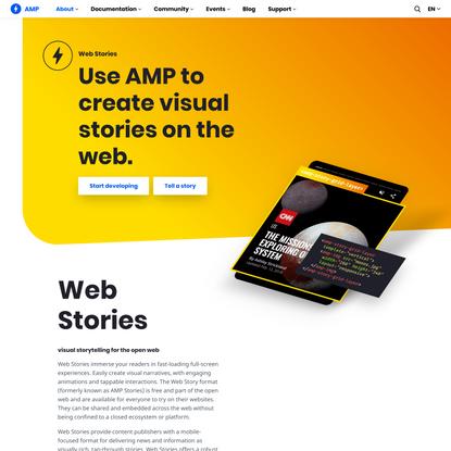 Web Stories