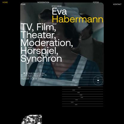 Eva Habermann - Home