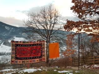 Blanketed hills (Mećavnik / Drvengrad, Serbia)