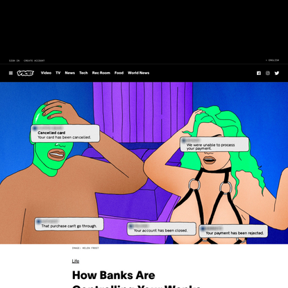 How Banks Are Controlling Your Wanks
