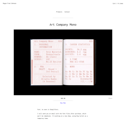 Art Company Mono