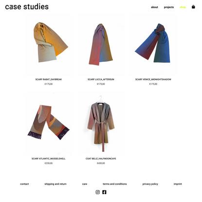 apparel – Case Studies