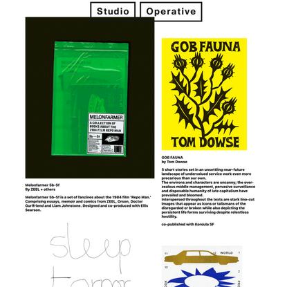 Studio Operative