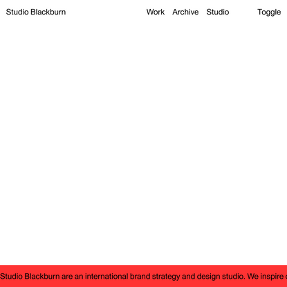 Studio Blackburn