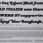 West Behemoth Italic
