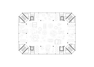 Roche Multifunctional Workspace Building - Christ & Gantenbein