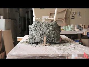 How can made a Cement Chair