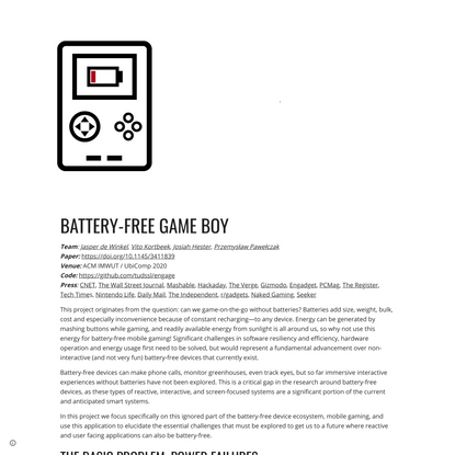 Free The Game Boy