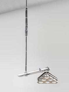 Mushrooms light by Benoit Lalloz for Acne Studios Store Nagoya