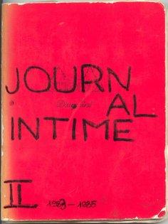 Journal Intime 2 Vera Molnar
