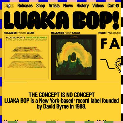 Luaka Bop