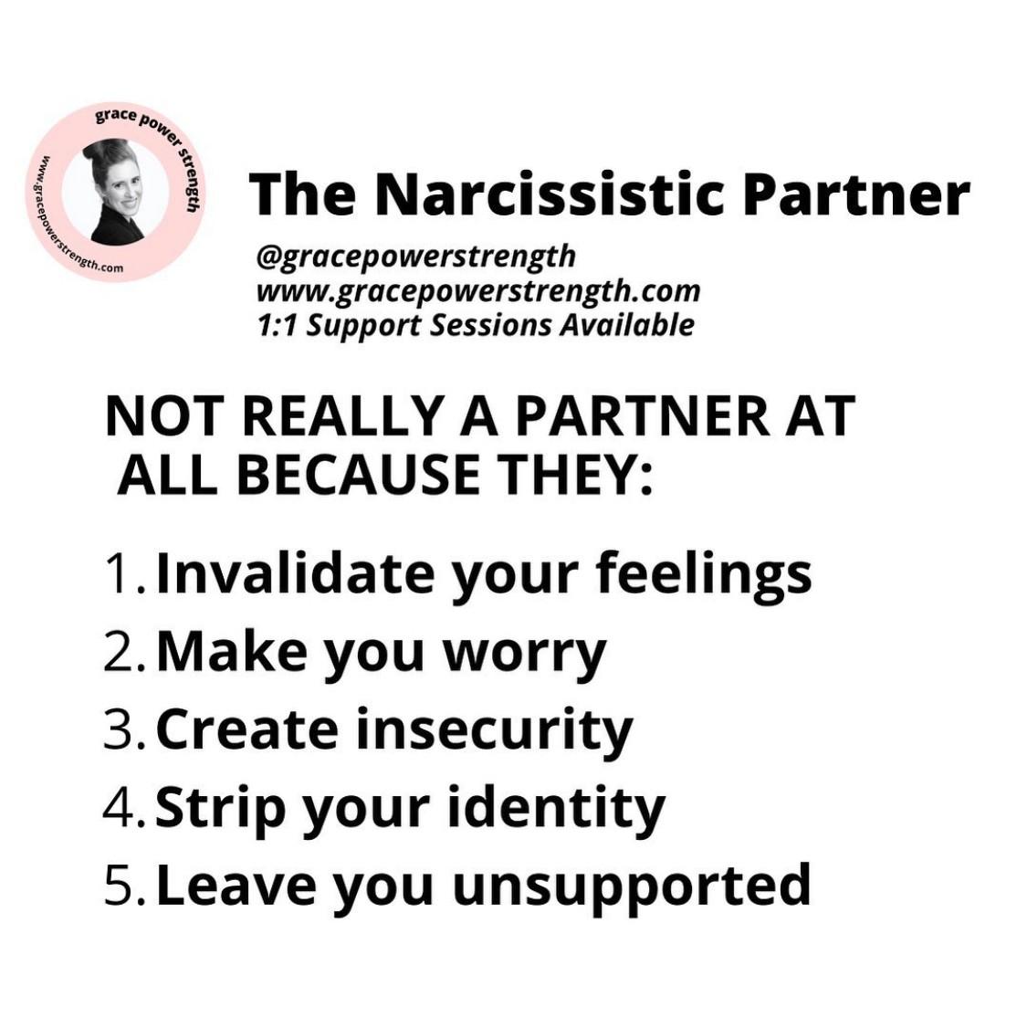 As a partner...