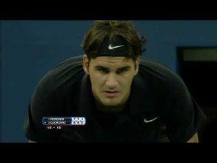 US Open 2007 Final HD - R.Federer vs N.Djokovic Highlights