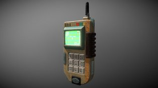 Futuristic Phone