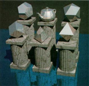 Teapotahedron (1987)