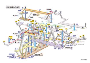 Shibuya Diagram