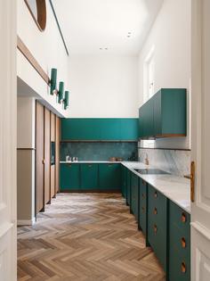 Casa Mille, Turin (designed by Fabio Fantolino, 2020)