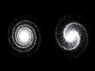 Density Wave Theory Animation