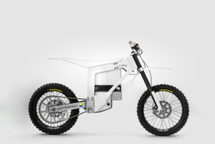 CAKE and Vattenfall Electric Motorbike