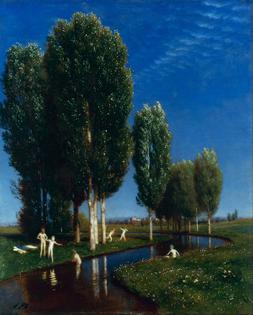 Arnold Böcklin - The Summer's Day