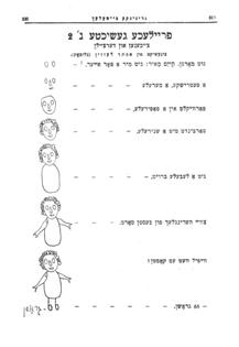 Grininke Beymelekh, No. 10 (180), May 15, 1936.