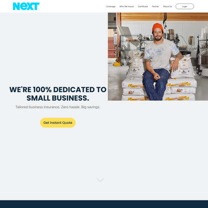 Brand Next Insurance | Next Insurance
